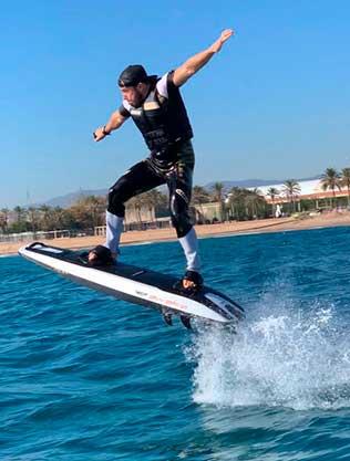 awake surf eléctrico