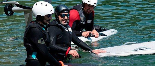 Deportes acuáticos Baells
